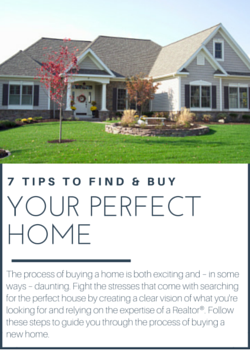 Find & Buy your perfect home