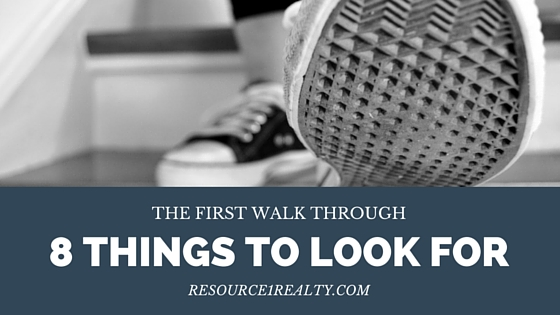 Walk through blog title