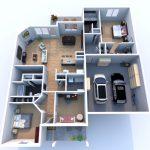 Ramsdell Park floor plan