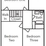 The Townhomes of Southern Hills floor plan
