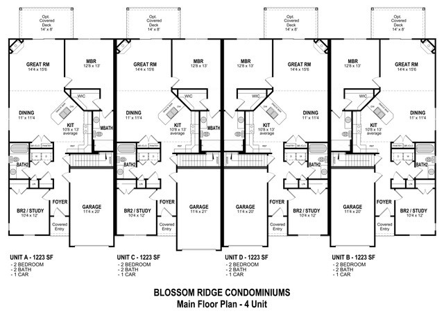 Blossom Ridge Condominiums